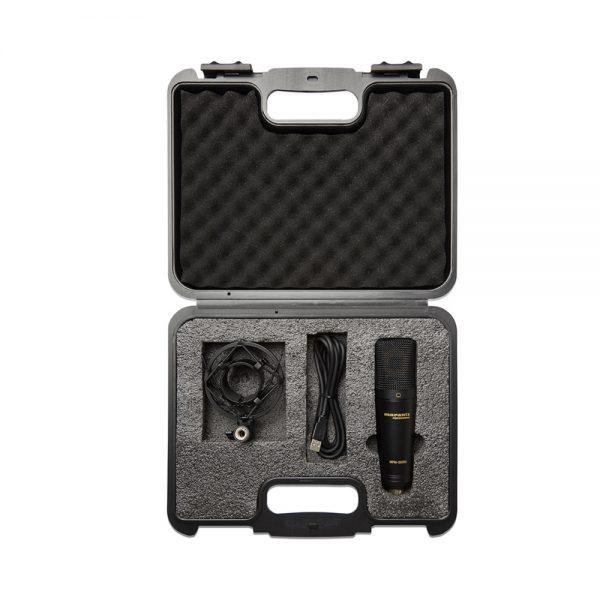Marantz Pro MPM 2000U Hard Case Open