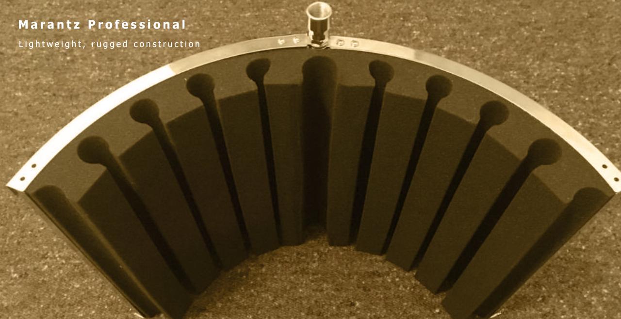 Marantz Pro Sound Shield Compact Content