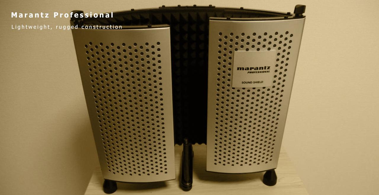 Marantz Pro Sound Shield Content