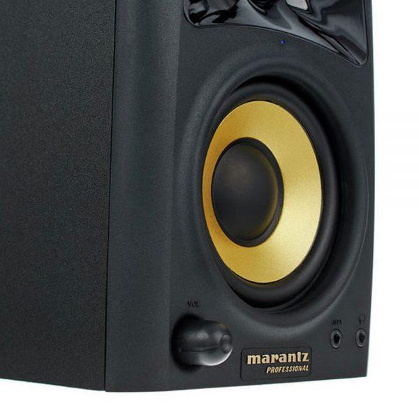 Marantz Pro Studio Scope 3 AUX & Headphone Connection