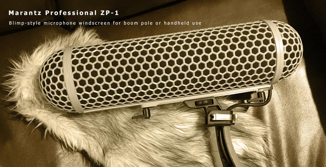 Marantz Pro ZP-1 Content