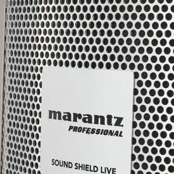Marantz Professional Sound Shield Live Zoom Back