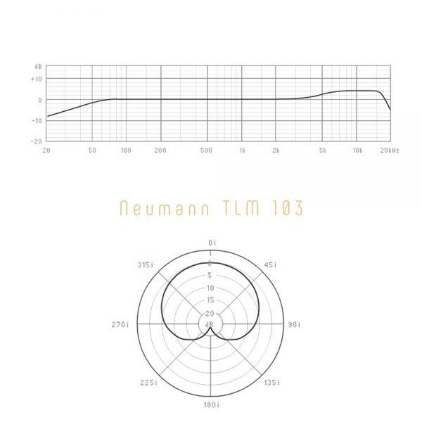 Neumann TLM 103 Freq
