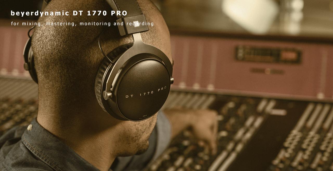 Beyerdynamic DT 1770 Pro Content