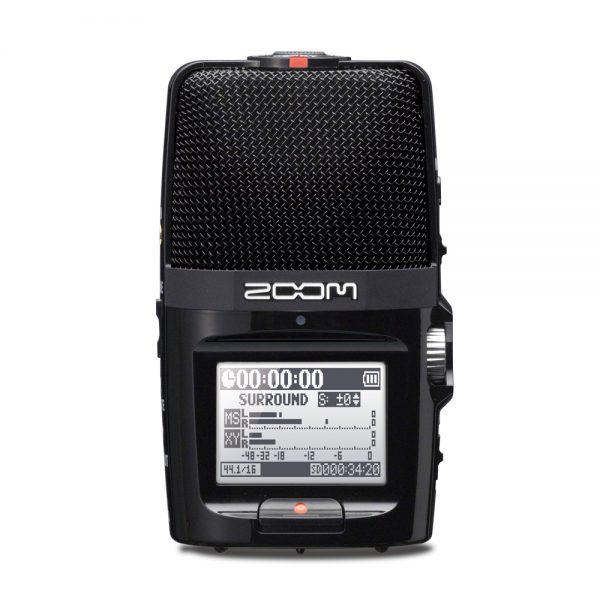 Zoom H2n Front