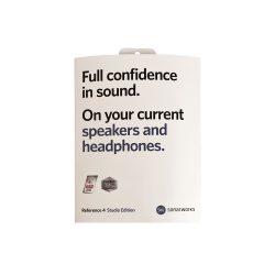 Sonarworks Reference 4.x Studio Software Box