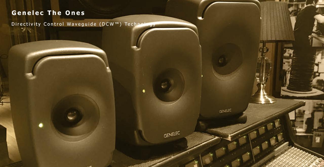 Genelec 8331 The Ones Series
