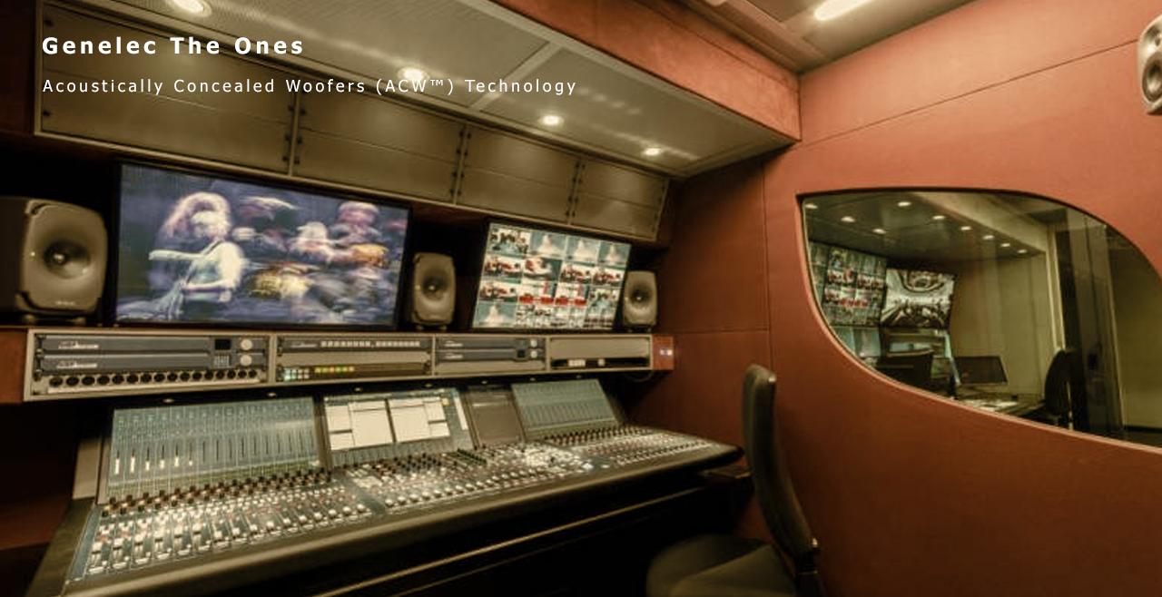 Genelec 8331 In Studio