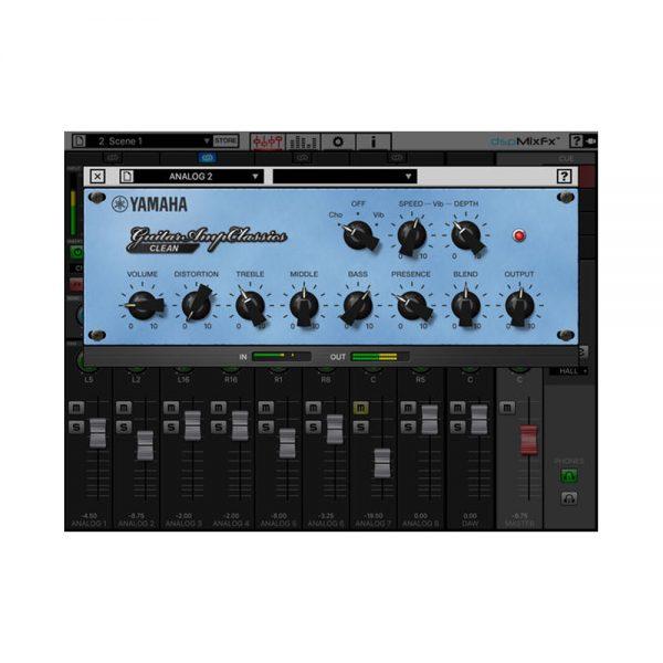 Steinberg UR-RT2 dspMix FX Amp