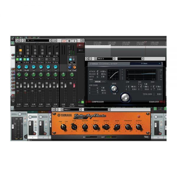 Steinberg UR-RT2 dspMix FX Comp
