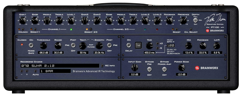 suhr pt100 amplifier