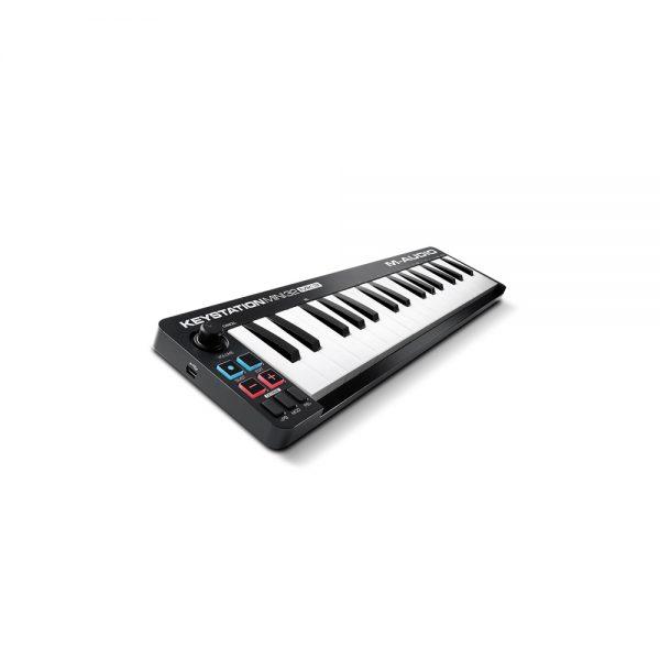 M-Audio Keystation Mini 32 Mk3 Angle