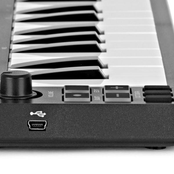 M-Audio Keystation Mini 32 Mk3 Connection