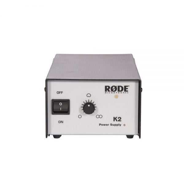 RODE K2 PSU Front