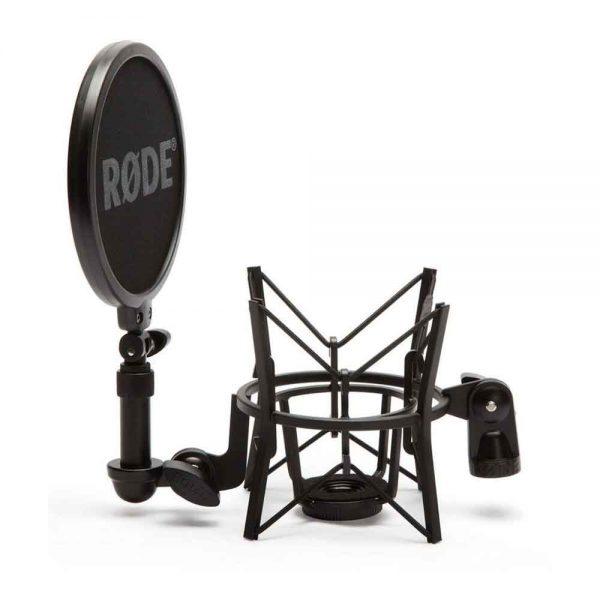 RODE NT1-A SM-6 Shock Mount & Pop Filter