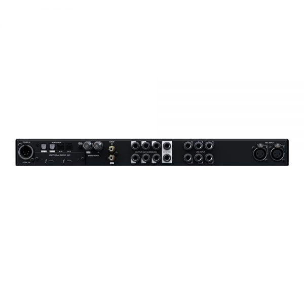 Universal Audio Apollo X6 Back