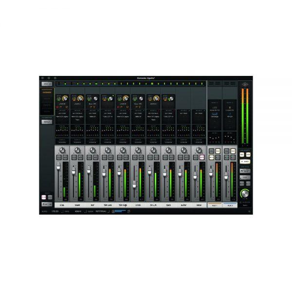 Universal Audio Apollo X6 Control panel