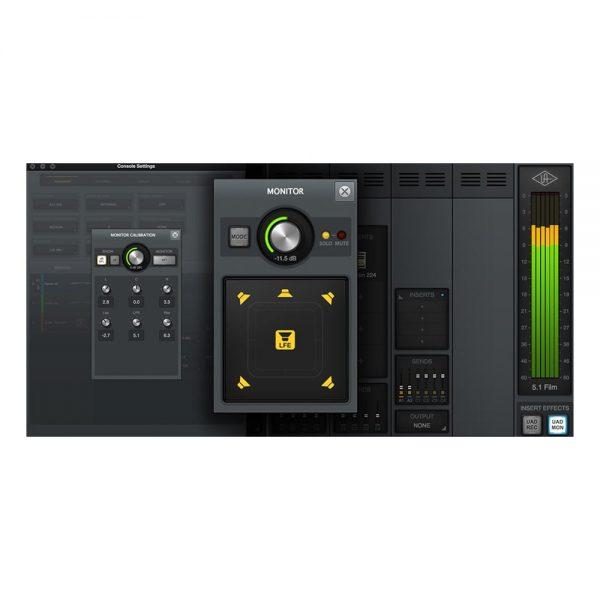 Universal Audio Apollo X6 Surround Monitoring