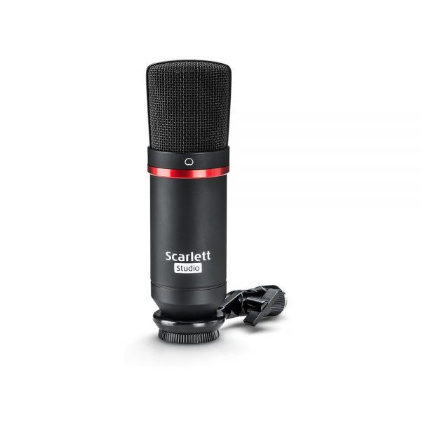 Focusrite Scarlett 2i2 Studio Microphone