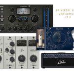 universal Audio Update 9.6