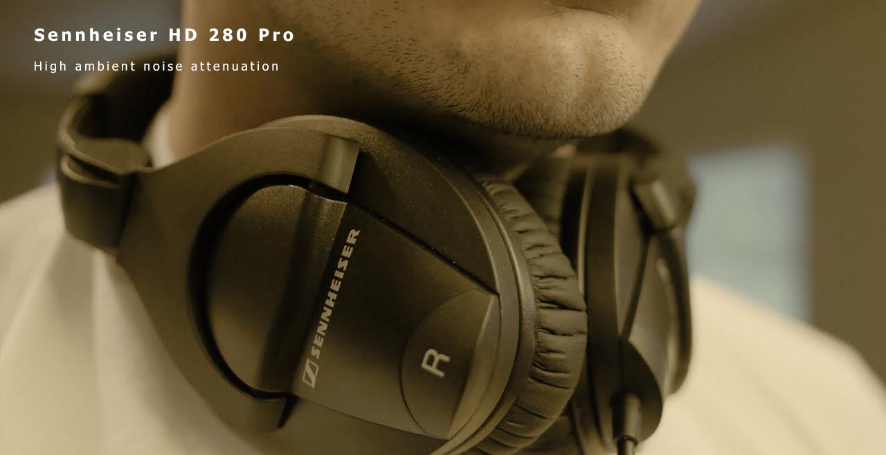 Sennheiser HD 280 Pro Content