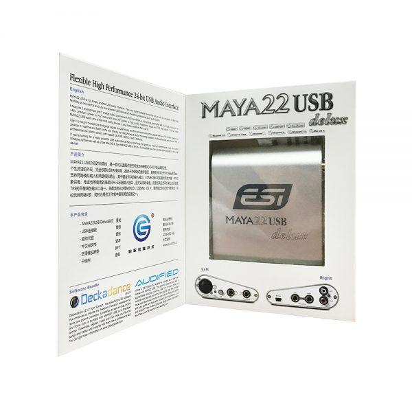 ESI MAYA22 USB Box