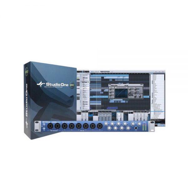 PreSonus AudioBox 1818VSL Software