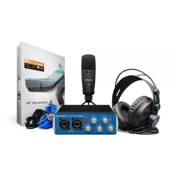 PreSonus AudioBox 96 Studio All