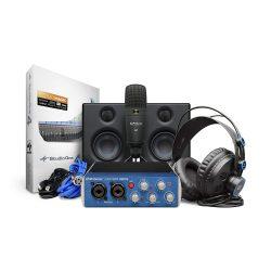 PreSonus AudioBox Studio Ultimate Bundle All