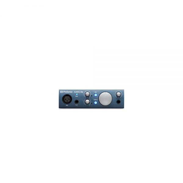 PreSonus AudioBox iOne Front