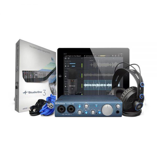 PreSonus AudioBox iTwo Studio All