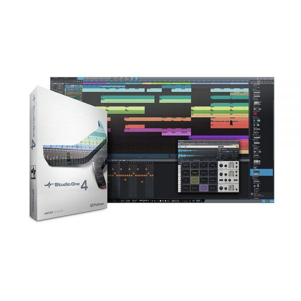 PreSonus AudioBox iTwo Studio Software