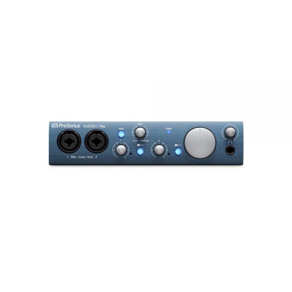 PreSonus AudioBox iTwo Studio Sound Card