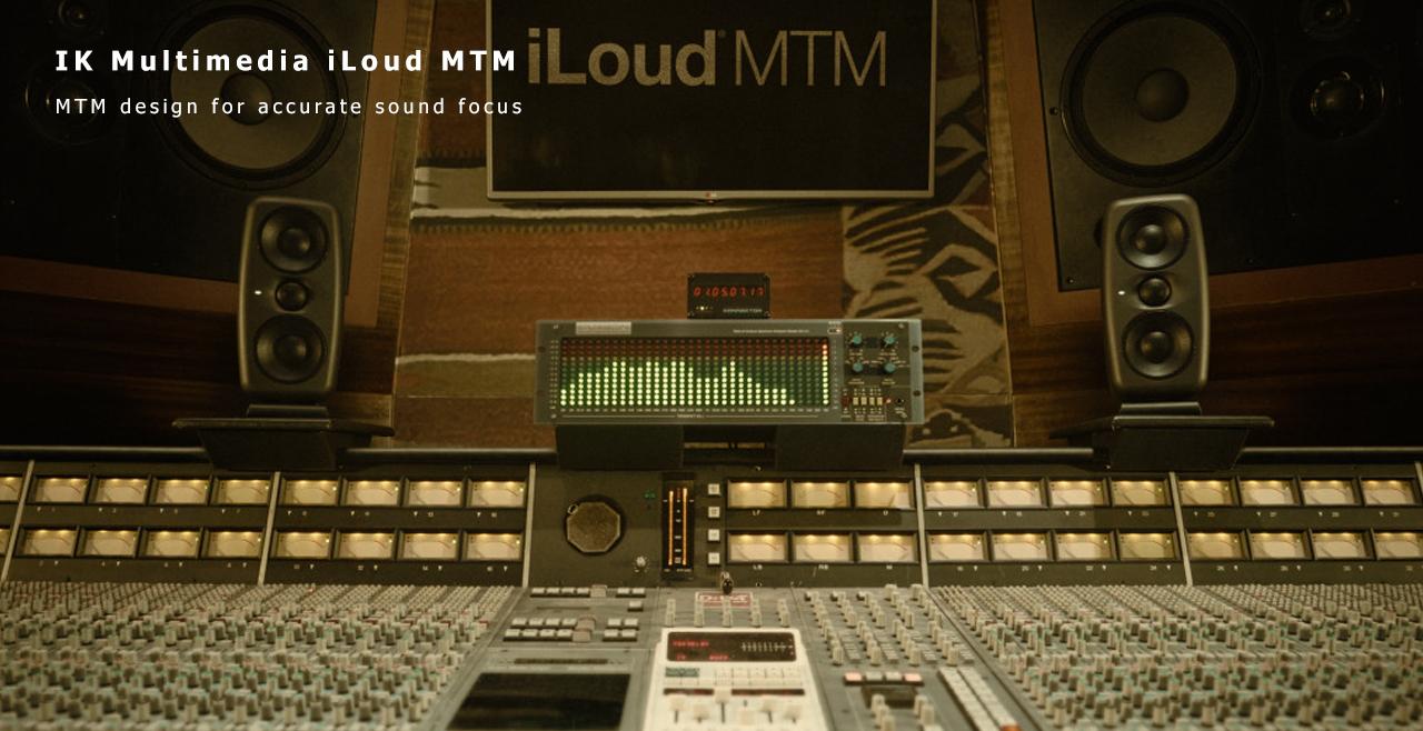 IK Multimedia iLoud MTM Content