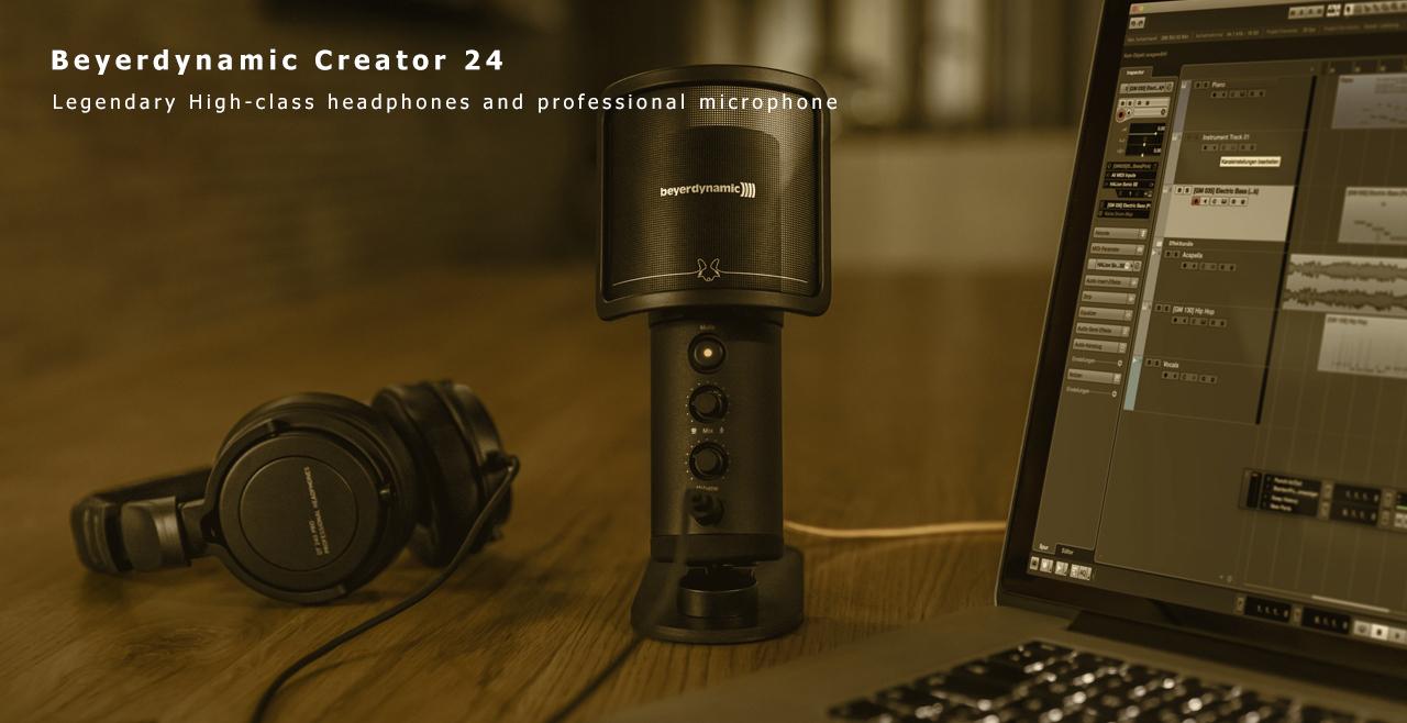 Beyerdynamic Creator 24 Content