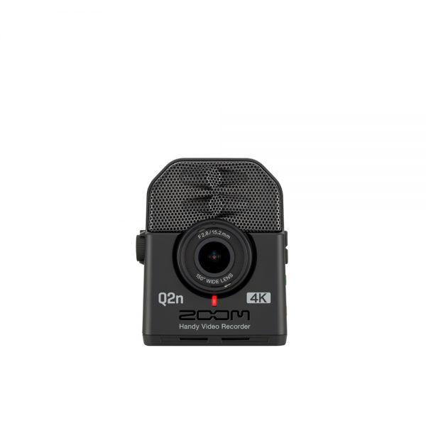 Zoom Q2n-4K Front