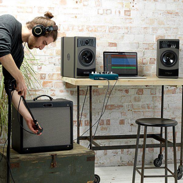 Audient Sono Recording