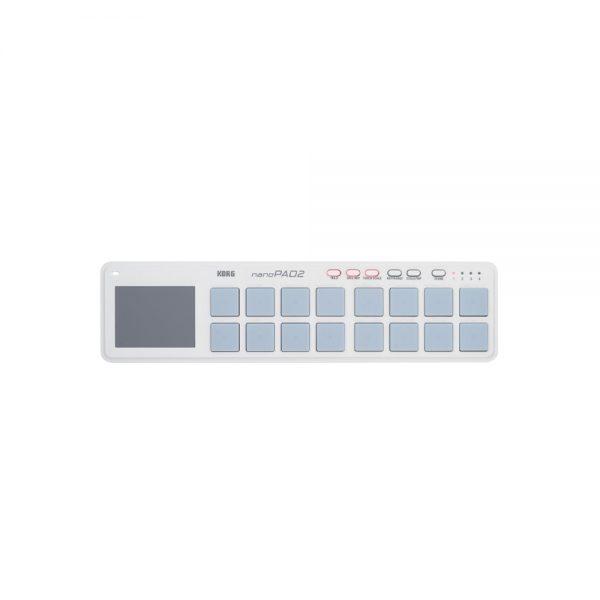 KORG nanoPAD2 White