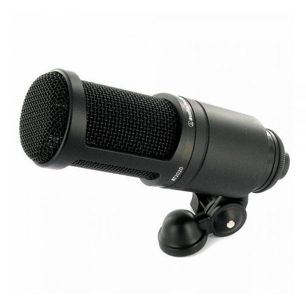 audio-technica AT2020 Angle
