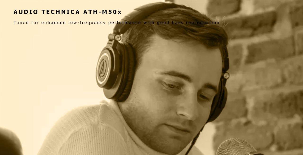 Audio-Technica ATH-M50x content