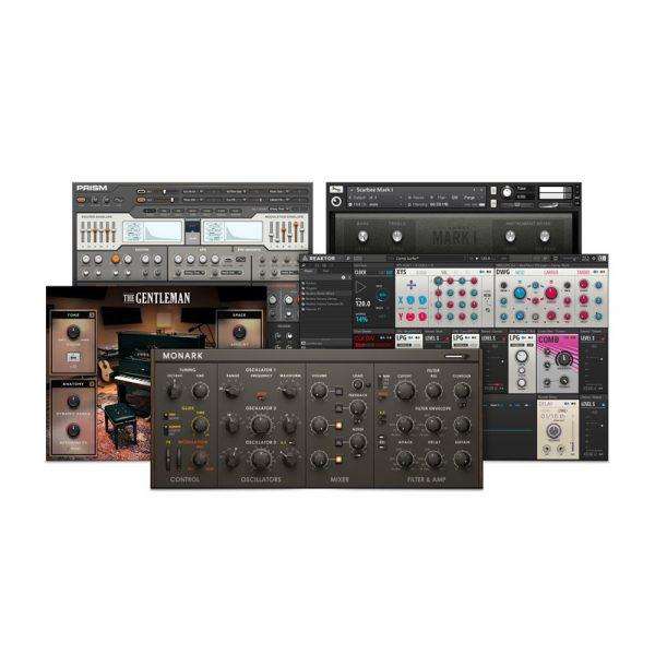 Native-Instruments-Komplete-Kontrol-A61-Softwares