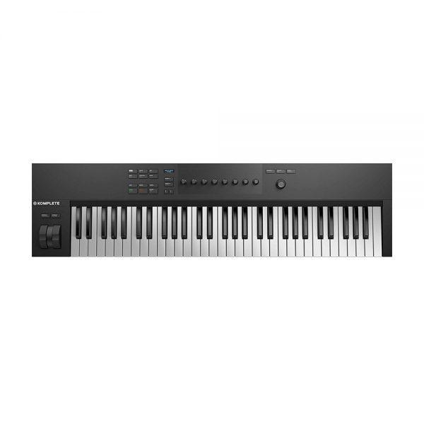 Native-Instruments-Komplete-Kontrol-A61-Top