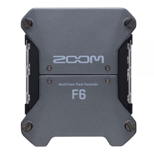 ZOOM F6 Top