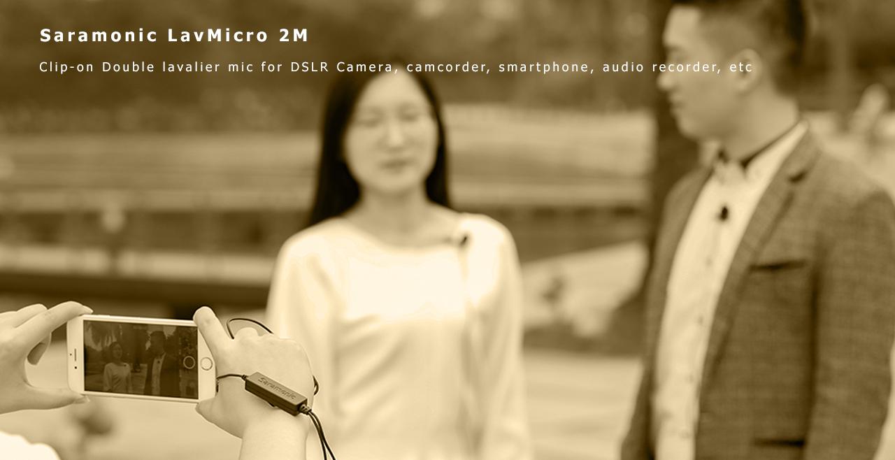 Saramonic LavMicro 2M Content