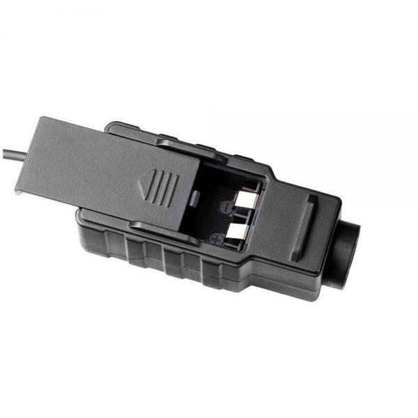 Saramonic SmartRig II Battery Slot