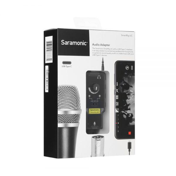 Saramonic SmartRig UC Box