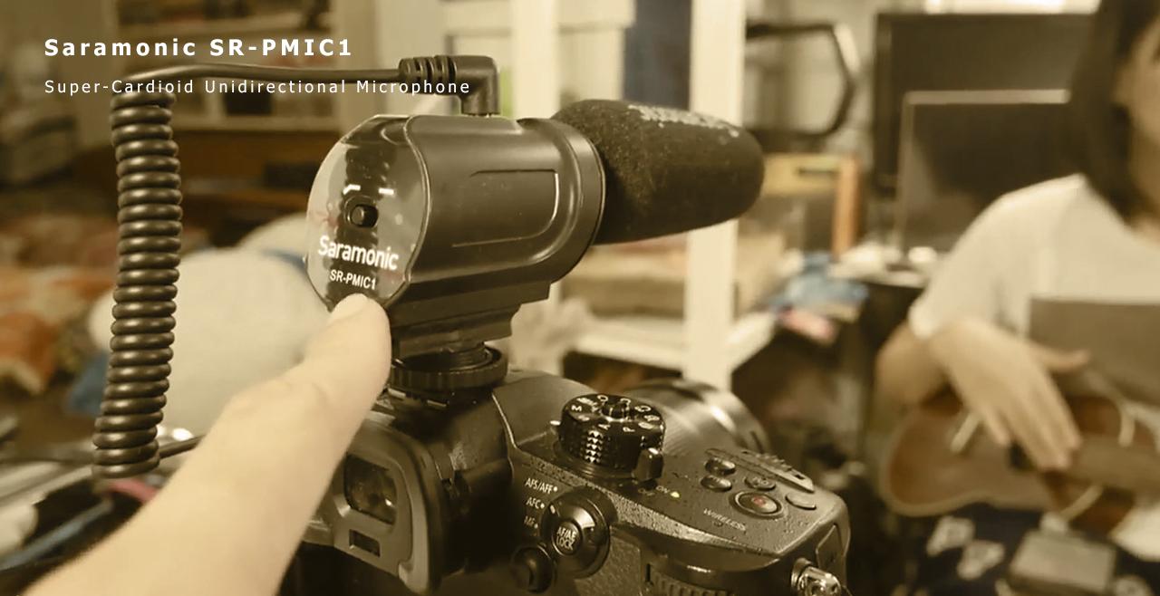 Saramonic SR-PMIC1 Content