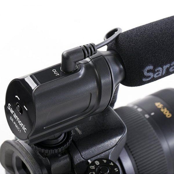 Saramonic SR-PMIC1 On Camera Top