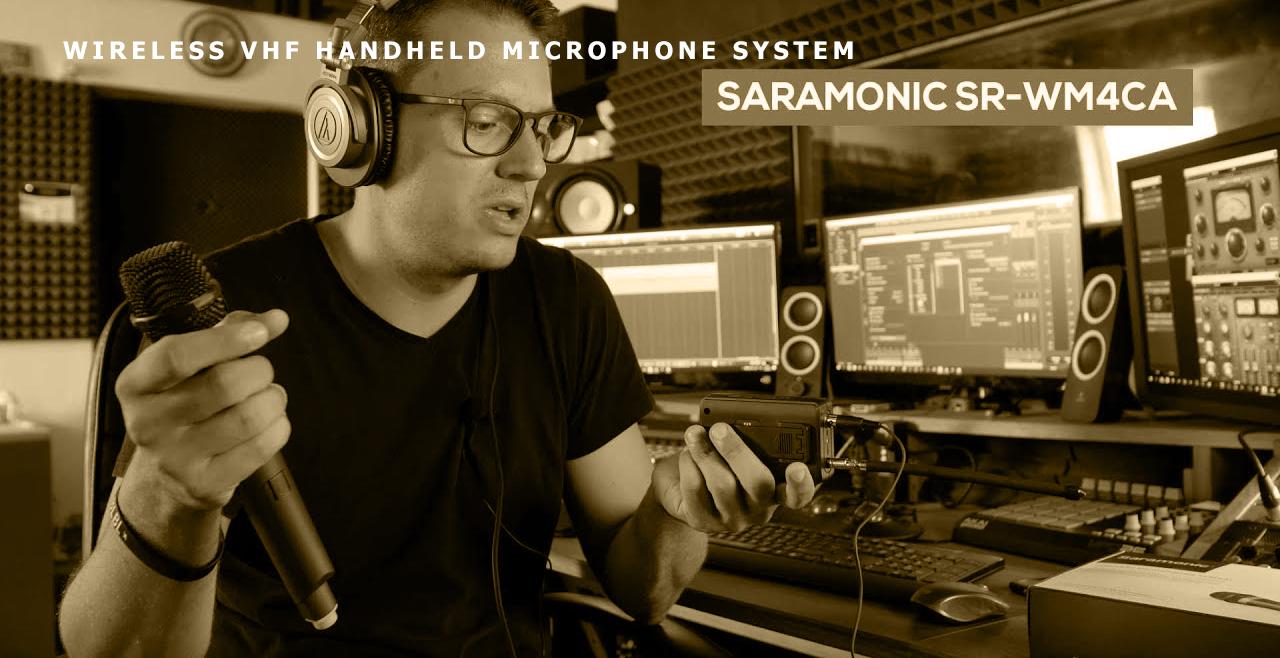 Saramonic SR-WM4CA Content