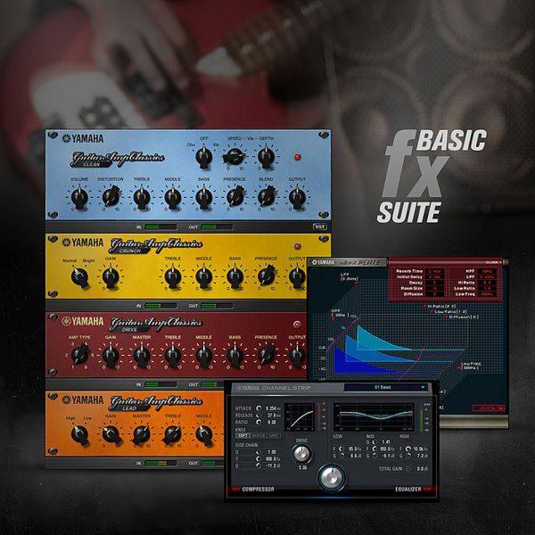 Steinberg UR22C Basic FX Suite
